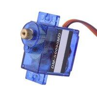 high torque 9g servo size with metal gear digital rc servo
