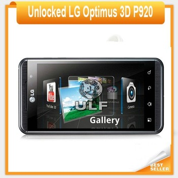 P920 LG Optimus 3D P920 Original Unlocked Cell phone Free Shipping