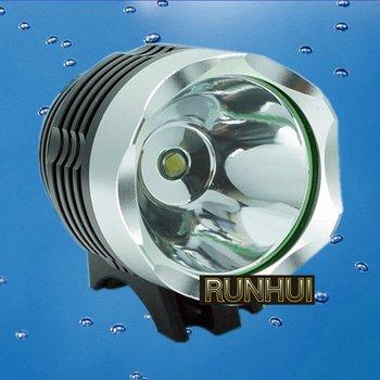 Bicycle Light HeadLight XM-L T6 1200 Lumen 3 Mode Waterproof Bike Front Light LED HeadLamp+8.4v 6400mAh Battery Pack+Charger