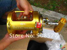 aluminium reel promotion