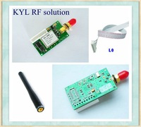 433MHz/868MHz/915MHz RF data module 1km Wireless Transmission  Modbus RS485 to Wireless Data Transceiver