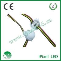 RGB LED pixel light  30mm diameter(WS2801)