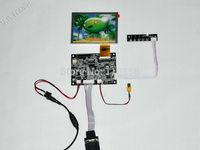 "2014 New 5"" TFT AT050TN22 V1 LCD Screen Panel Module+KYV Controller Board 640x480 for 5 Inch LCD Module"