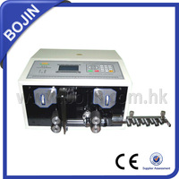 Automatic Wire Stripping Machine, Wire Cutting Machine, Wire Cutting & Stripping Machine BJ-02B four short two-lane model