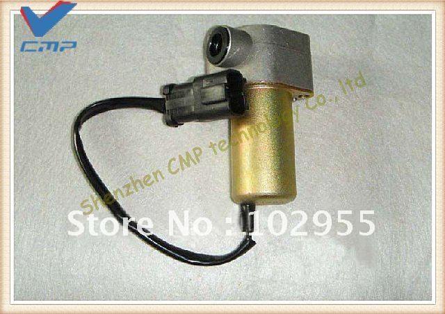 Komatsu PC-6 PC-7 Hydraulic Pump Proportional Solenoid Valve 702-21-07010(China (Mainland))