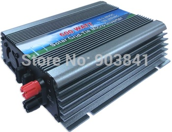 600w strong MPPT function grid tie inverter,grid connect inverter,hybrid on grid inverter,low price,high quality,free shipping