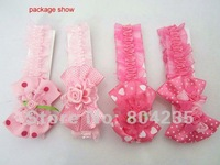 2012 New arrival! Promotion! Free shipping! Wholesale 12PCS/lot rose red/ pink elastic lace pet collar,dog collar, cat collar