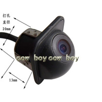 Car rear view camera back up camera with guide line 170 degree wide angle Mini Portable  Back up Camera  CB-C818