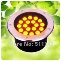 Bridgelux led underground light 18W led inground light Bridgelux 18w led buried light 110~120lm/W two years warranty