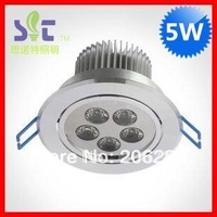 3W/5W/7W/9W/12W LED Downlight 110V~240V Warm white/day White 60LM/W LED Ceilling Lamp CE&Rohs EMS DHL Free Shipping 3Pcs/Lot