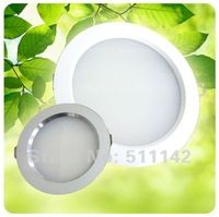 high quality led downlights 18w, Bridgelux chip, ceiling led, recessed downlights,lighting store, 100-110lm/w