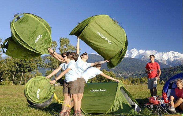 Barraca 2 Seconds Air ii Tent 2 Seconds Air ii