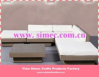 wicker rattan outdoor furniture SCSF-004