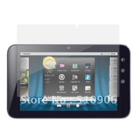 Hot Sale Free Shipping Clear Screen Protector Film with Simple Packing for Dell Streak7