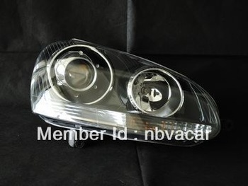 Bi-xenon Golf 5 GTI R32 HID headlamp