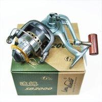 Wolf king Brand SB4000 Fishing reel  Fishing Reels  (7bearing )