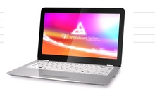 Newest Aluminium case 13.3inch computer laptop with Intel D525 Dual core 4GB RAM 320GB HDD optional camera(China (Mainland))