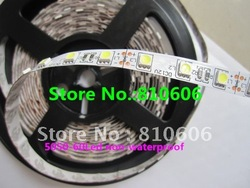 5050 5m 300 led strip light, non waterproof 5050 60leds/m cool white/blue/red/green/yellow/warm white, free shipping(China (Mainland))