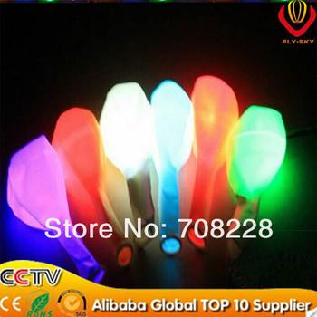 500pcs alibaba express competive price led flashing balloon