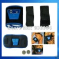 YM 1set AB Gymnic Electronic Muscle Arm leg Waist Massage Belt, Free Shipping , Dropshipping(China (Mainland))