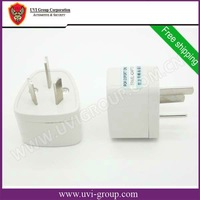 Promotion Products 3pcs Free Shippig 3 pins AU Adaptor Converter Universal Outlet AC Power Plug Travel Adapter For Australia