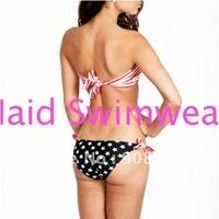 Wholesale swimwear bikini /Flag bikini/USA flag swimwear , America bikini,50pc/lot+Free shipping