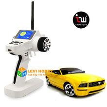 Free shipping Firelap IW04M Miniz 2.4ghz radio control 4WD RC drift car(China (Mainland))