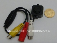 Wholesale - - NEW Super-micro Pinhole Hidden Color CCTV Security Wired Camera