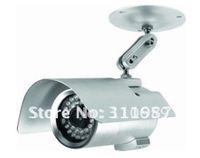 Dropship free shiping camera,,security camera,1/3 Sony CCD camera36 LED night vision metal waterproof CCTV camera,
