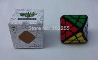 10pcs/lot Lanlan 4x4 Octahedron Twist puzzle Magic cube Black/White PVC sticker