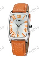 EYKI Brand Women Dress Watch Leather Band Casual Lady Quartz WristWatch 5 colors-8546G