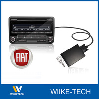 Free Shipping Fiat/Alfa Romeo car USB SD MP3 Adapter Interface(Virtual CD changer) 156 159 166 GT