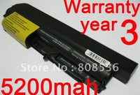 6-Cell Laptop battery for Lenovo ThinkPad FRU 42T4530 42T4532 42T4548 42T4645  42T5262 42T5264