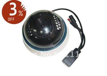 Easy use Indoor Mini IP Camera wireless with WIFI  IR internet network IP camera