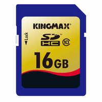 KINGMAX SD Memory Cards Secure Digital SDHC Card 16GB-class10 8GB-class10 4GB-class6