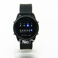 2013 binary LED WATCHES , Binary Watch, cheap watch,free shipping