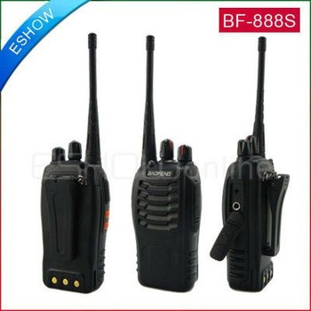 10pcs New 5W 16CH Walkie Talkie UHF BF-888S Interphone Transceiver A0784A Two-Way Radio Mobile Portable Handled