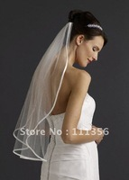 NEW 1T Ivory wedding bridal veil with comb /Bridal Accessories /Bride Bridal