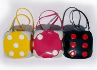 Cherry In The Eden, Free shipping, 2012 New Design, CH036, Dice Bag, Tote bags with chain handle, NEW 100%, Retail