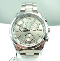 Wholesale women men wristwatches fashion quartz watch Stainless Steel strap watches men women nw116