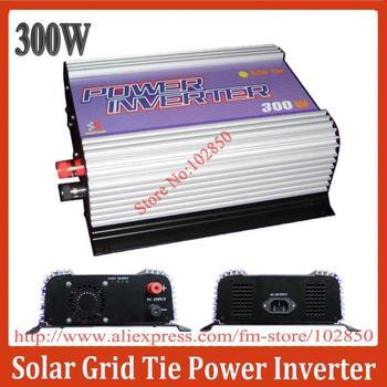300W Solar Power Grid Tie Inverter DC 10.8-30V/22-60V input,CE certificate,MPPT Function