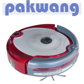 Newest High Quality Robot Vacuum Cleaner with 2 side  brush
