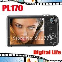 PL170 Original Samsung PL170 5x Optical Zoom,16MP Digital Camera Free Shipping!!!