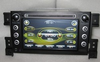 Car stereo  for SUZUKI GRAND VITARA with Built-in GPS, bluetooth, IPOD,V-CDC,STEERING WHEEL CONTROL