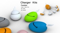 USB universal mobile phone general, charger, in many mobile + free delivery, car charger