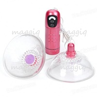 Multi-Speed Vibration Breast Enlarge Massage Pump  Free Shipping & High Quality -SKU70856