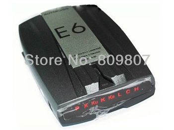 100%Cheapest Factory R8 orginal radar detector  wholesale&retail Free shipping A5