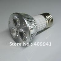 3W E27 Base LED Spotlight LED Light Blub Lamp (20 Watt Halogen Bulbs Replacement)