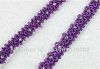 5Pair  Lace Diamond Bra  Strap   + free shipping