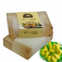 (5pcs/lot) Natural Bergamot Eucalyptus Handmade Soap Bath or Face Soap Acne Eczema Seborrhea